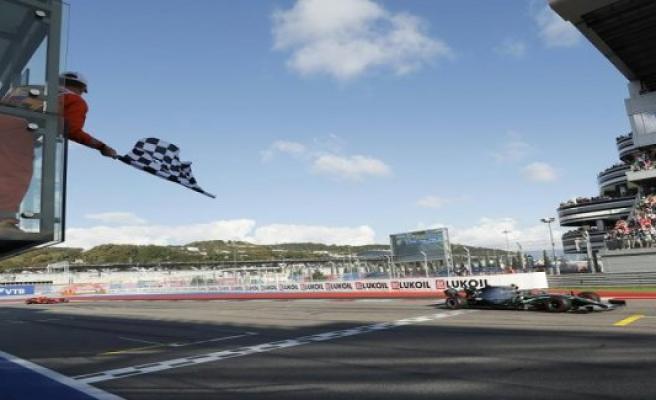 FIA: F1-race in Mugello and Sochi