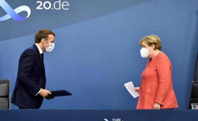 Five days in lenfer Macron, Rutte, Merkel, Tale, Orban...) - The Point
