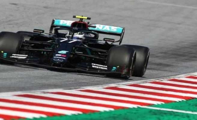 Formula 1: Bottas back wins in Austria, Vettel to the accident-far