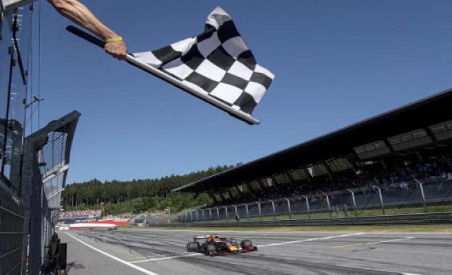 Formula 1 Live Stream-Austrian Grand Prix live on the Internet
