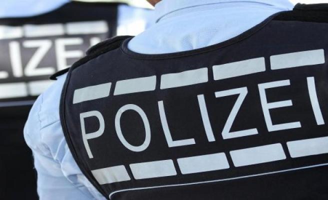Frankenberg: woman in Frankenberg with air pressure guns fired