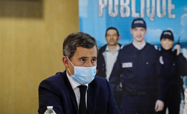 Gérald Darmanin targeted by death threats - The Point