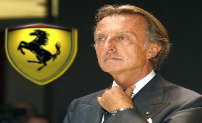 Luca di Montezemolo criticised Ferrari's: The big Problem is the organization