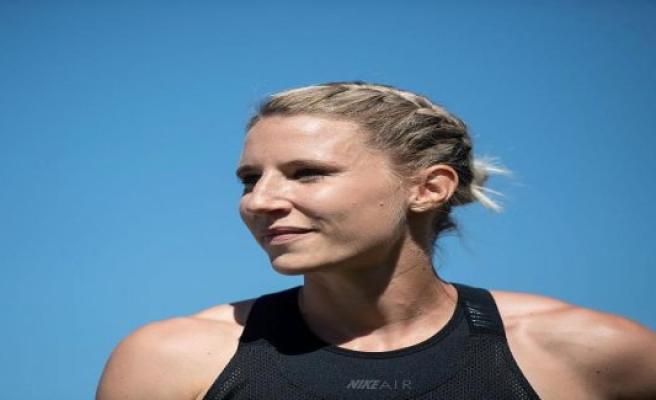 Neuwied, Germany: athletics: Kazmirek and Schaefer win in Neuwied
