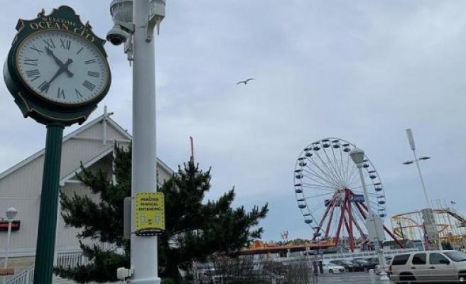 Ocean City: We are through with Corona