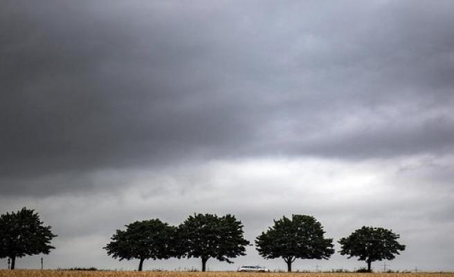 Offenbach/Hamburg/Kiel: Deep Anja: rain and colder weather in the North of Germany