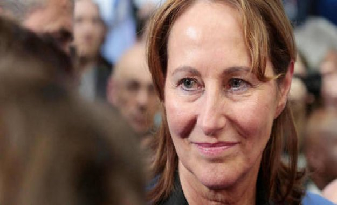 Redesign : Ségolène Royal finally too disruptive to Emmanuel Macron - The Point