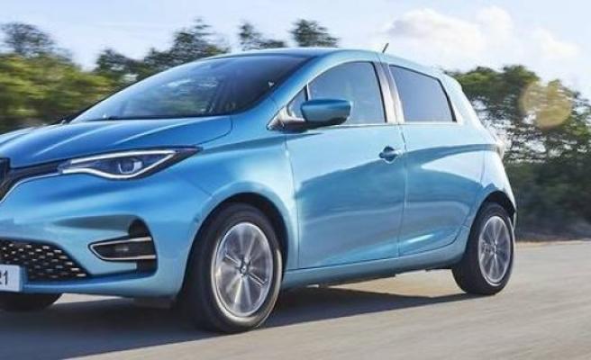Renault Zoe : lélectrique the most sold in Europe   Automotive