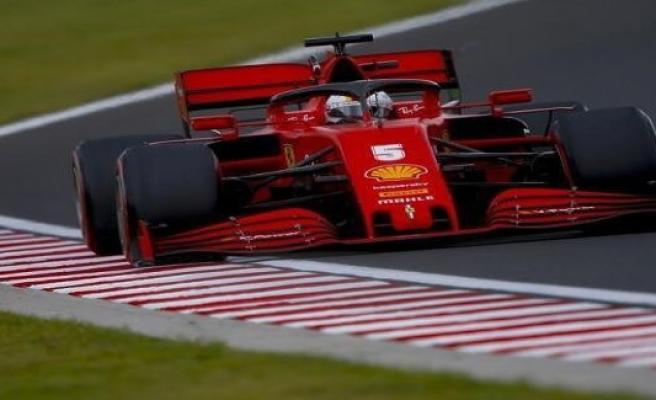Sebastian Vettel: Ferrari in the Top 10 is definitely a positive