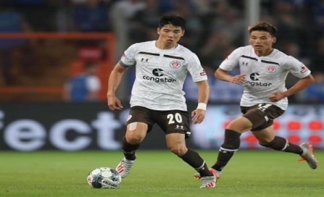 St. Pauli gives South Koreans the Park Türkgücü Munich: Now is the right step