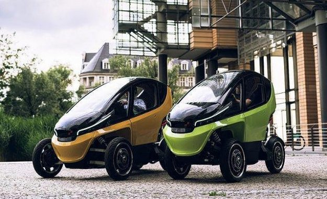 Triggo electric car: Now, the Aldi comes Stromer from Poland