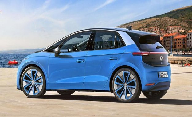 VW ID.1: 11,000 Euros, 250 Km Range