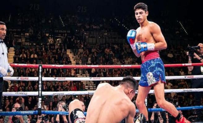 WBO Eliminator between Ryan Garcia and Emmanuel Tagoe planned