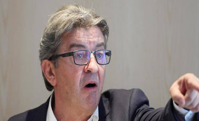When Jean-Luc Mélenchon clashe Emmanuel Macron on... TikTok - The Point