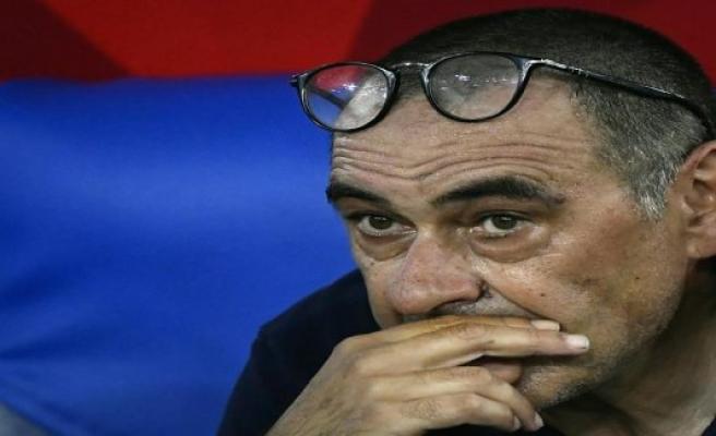 After the eighth-final: Juventus Turin fires Coach Sarri