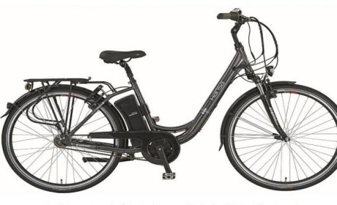 Aldi returns to E-Bikes: Dangerous brake Defect