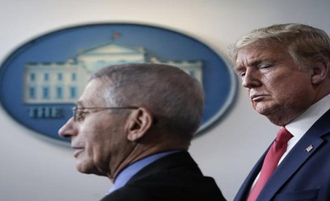 Decisions saved life: Top-US-Corona-expert Fauci, praises Trump