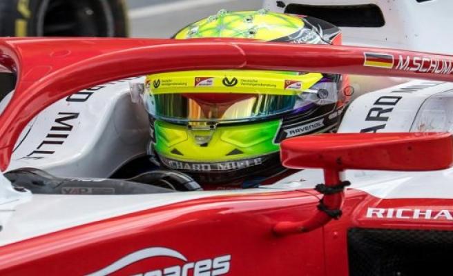 Formula 2: Mick Schumacher Sixth in Barcelona