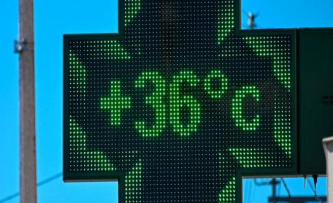 Heat wave : vigilance orange held on Sunday 13 departments - The Point