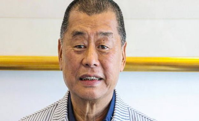 Hong kong : Pompeo concerned by larrestation Jimmy Lai - The Point