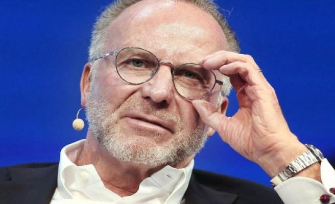 Karl-Heinz Rummenigge: Javi Martínez would like to leave