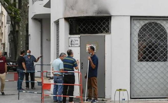 Lyon : a fire burns a muslim prayer room - The Point