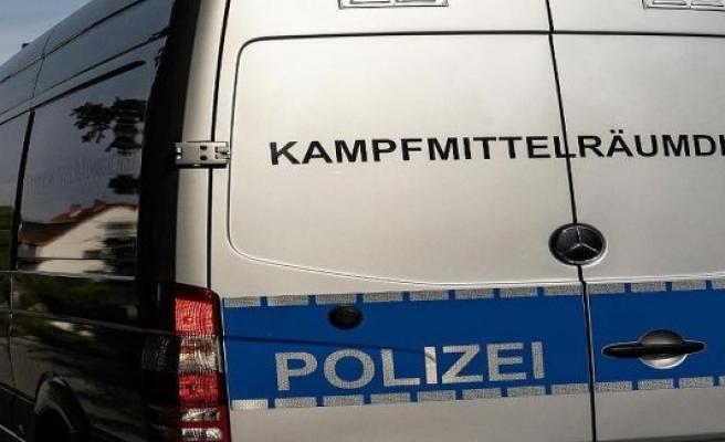 Neu-Ulm: Two bombs at Federal street in Neu-Ulm defused