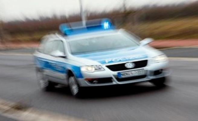 Police inspection Sulzbach: property damage to motor vehicle