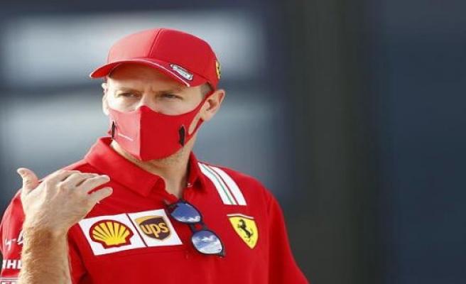 Premature end for Ferrari? Sebastian Vettel explains how more
