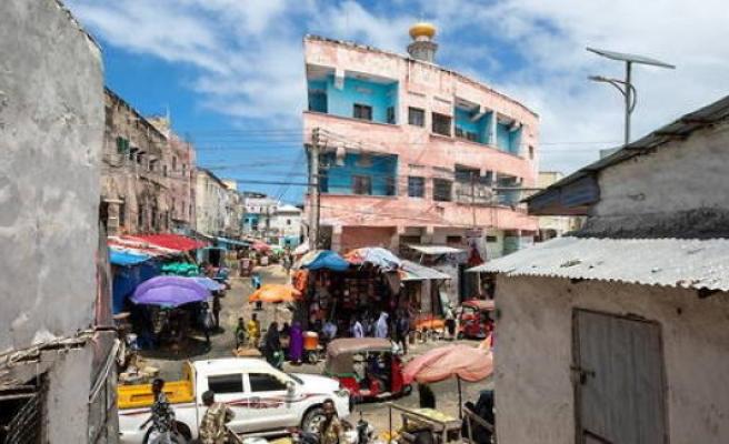 Somalia : lattaque dun hotel at least 5 dead - The Point