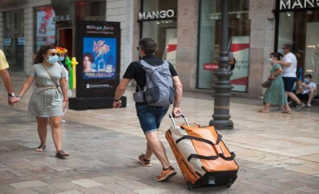 Switzerland declared Spanish mainland to Corona-risk area