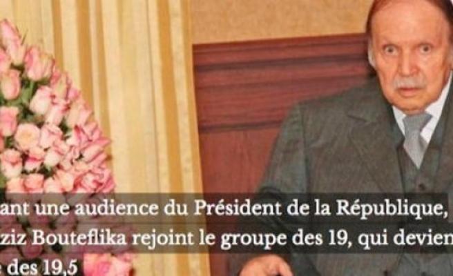 The Gorafi algerian has made hara-kiri - The Point
