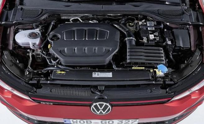 VW Golf GTI 2020 in the Test