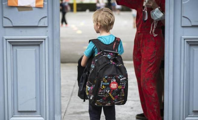 LIVE. Coronavirus : new school year to 12.4 million taking - The Point