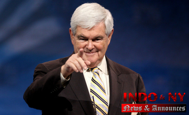 Gingrich slams Pelosi Because'most Damaging Speaker of This House we Have had'