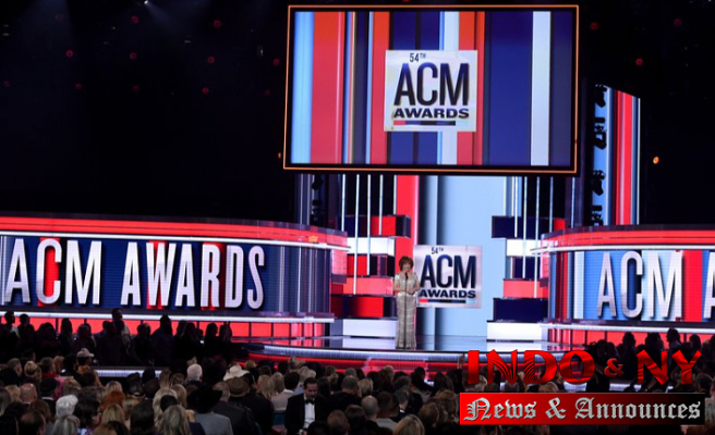 ACM Awards show returns to Nashville Places in April