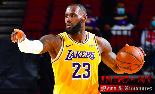 Los Angeles Lakers' LeBron James Speaks Brooklyn Nets trio Before matchup