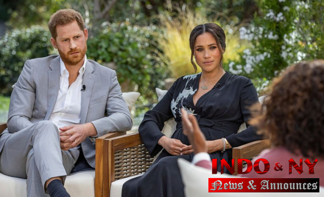 Harry, Meghan to delve Right into Demanding Imperial Divide with Oprah