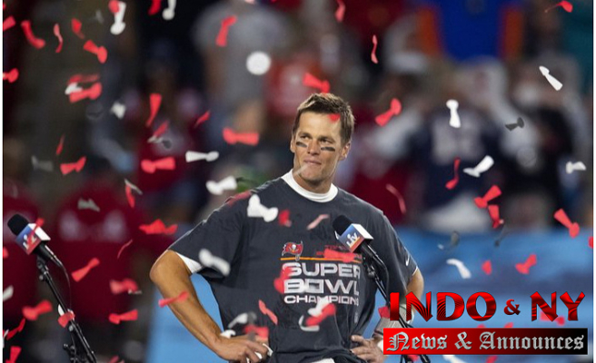 Tom Brady, Tampa Bay Buccaneers agree to extension