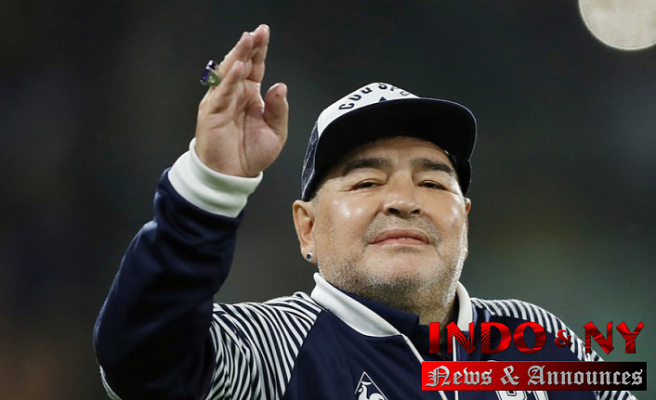 Diego Maradona Passing Stunt Results in arrests of 7 people: report