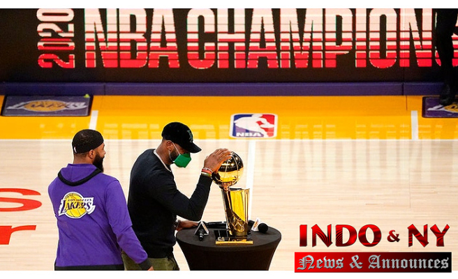NBA play-in Championship will feature defending champion Lakers, Additional superstars