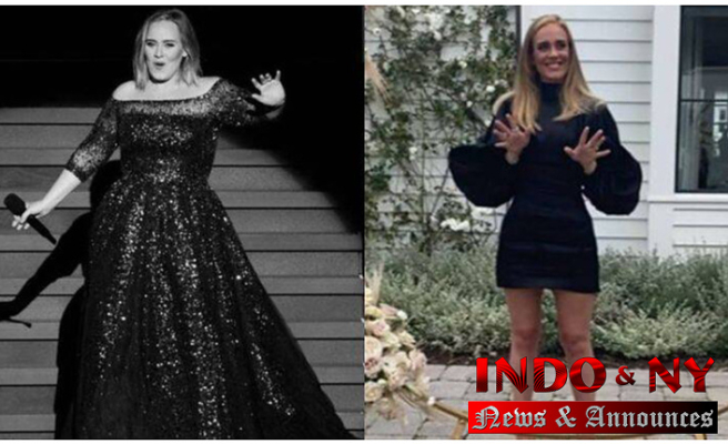 Adele details hurtful comments about her weight loss: 'I'm still the same person'