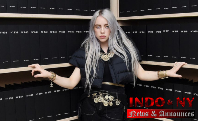 """Billie Eilish addresses Texas about abortion law in Austin during a performance: """"I'm sick of old men"""""""