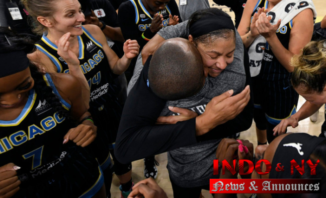 Chicago Sky returns to the WNBA Finals, behind Candace Parker and Courtney Vandersloot
