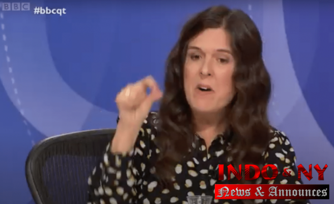 Comedian Rosie Jones calls out vile ableist abuse after Question Time appearance