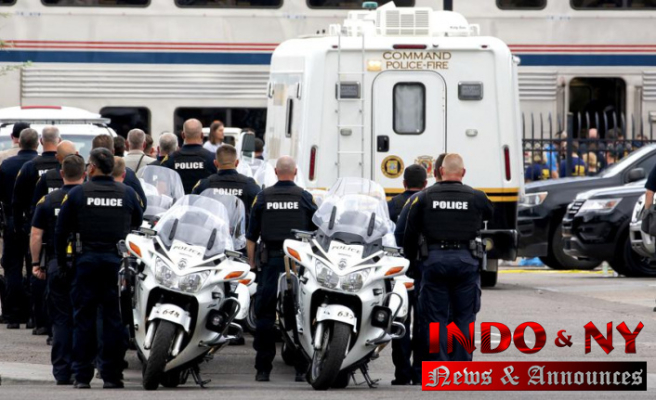 DEA agent shot in Arizona Amtrak shooting killed was a notable leader