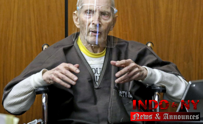 Durst is facing day of reckoning for murder of his best friend