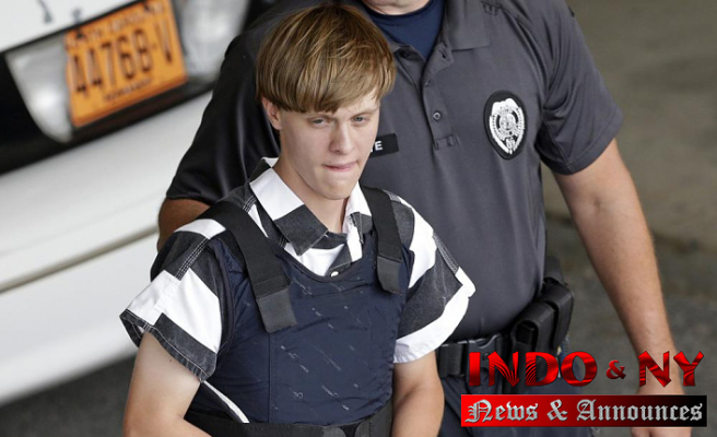 Dylann Roof's request to reconsider recusal is denied