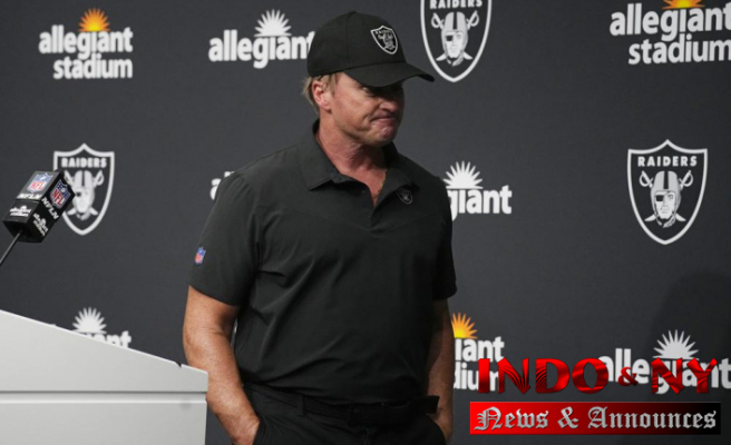 Gruden's 'dream' hire by Davis turns into a nightmare for the Raiders