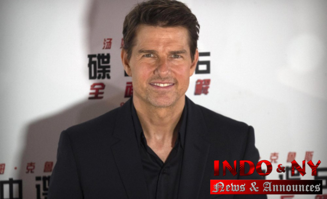 """NASA chief """"all in"""" for Tom Cruise to film on space station"""